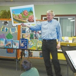 Art festival to feature program with fine art conservator