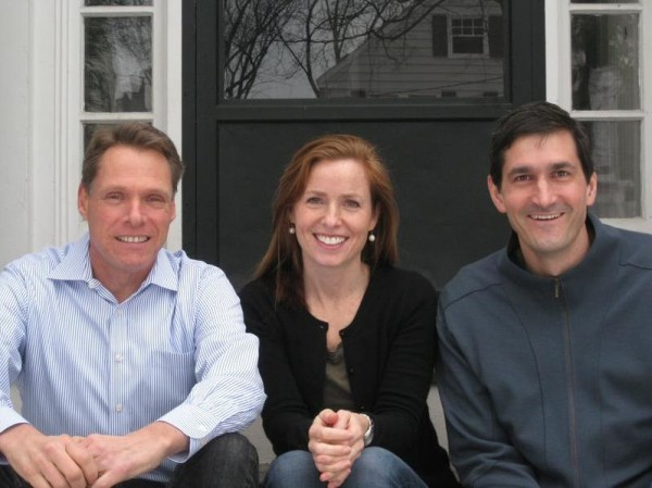 Portland technology start-up Zylo Media is led by co-founder Bob Bruce (left), former Portland School Board Chairwoman Kate Snyder and her husband, Colin Snyder.