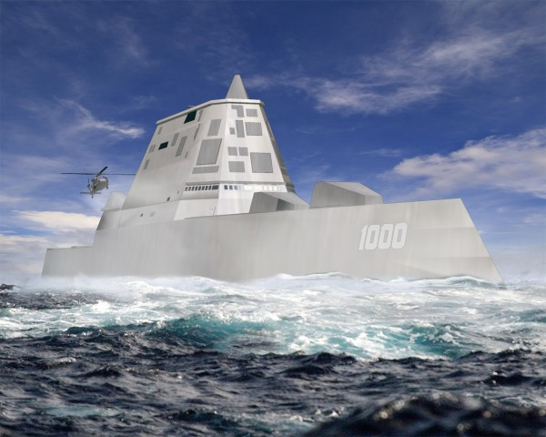 The first DDG 1000 next-generation destroyer being built at Bath Iron Works is due for delivery to the Navy in 2016.