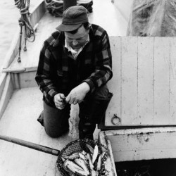 Historic Coastal Way of Life Documented in Photography Exhibit at Penobscot Marine Museum