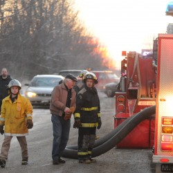 Accidental fire destroys Milford machine shop