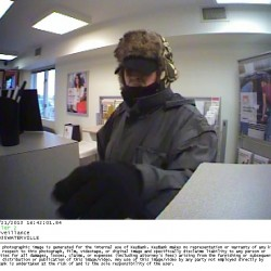 Waterville police searching for male suspect after Key Bank robbery