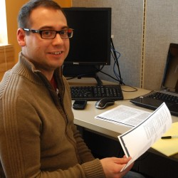 St. John Valley archivist recognized by Radio-Canada