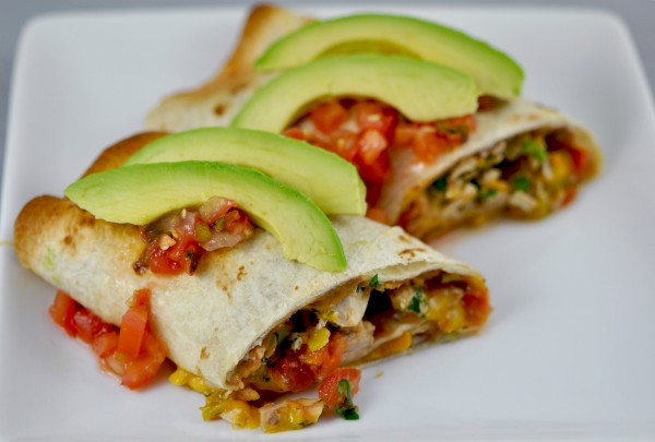 Baked burritos go from oven to table in minutes — Health — Bangor ...