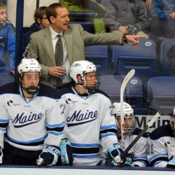 Whitehead's job is safe for time being, says UMaine AD Abbott