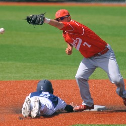 UMaine baseball team takes two of three in America East series at Hartford