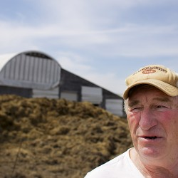 Lawyer: Farmer hopeful of keeping homemade trout pond