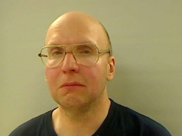 Christopher Knight, 47, is shown in this Kennebec County Jail booking photo following his arrest on April 4, 2013.