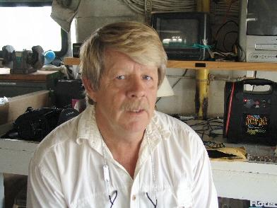 Greg Brooks, co-founder of Sub Sea Research LLC.
