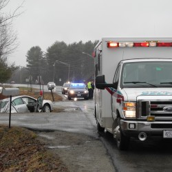 Police: Driver cut out of car after Route 1 crash has died