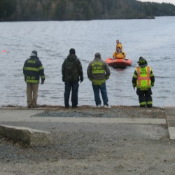 Bucksport boy found after getting separated from dad while fishing in remote area