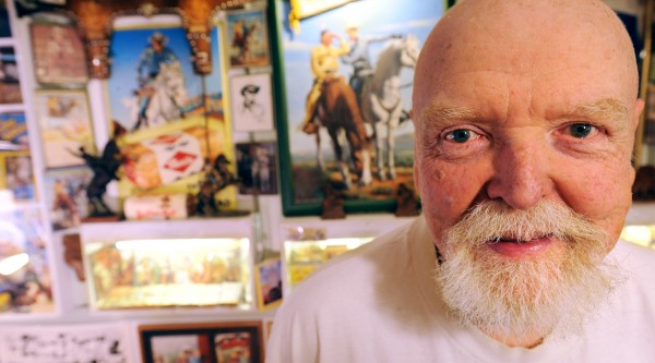 John Fawcett, owner of Fawcett's Maine Antique Toy Museum in Waldoboro, is a retired college art professor who turned his life-long love for creating and collecting into a museum.