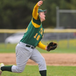 Snowman pitches Cougars to third state C baseball title in four years with 8-2 win over Stearns