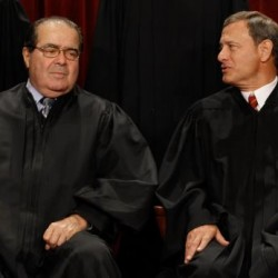 Gay couples celebrate, Scalia grumbles and marriage wins