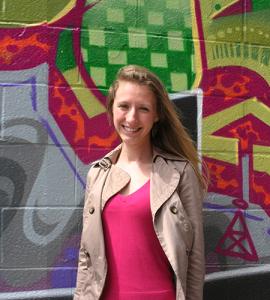 Luda Paliyenko Sherman, Marketing Assistant at Hall Internet Marketing