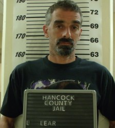 Todd B. Lear from his arrest on the evening if June 16.