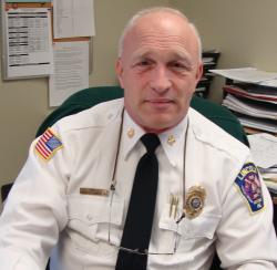 Former Lincoln Fire Chief Phil Dawson