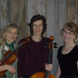 From the Highlands of Maine, the Maine Highlands Trio.