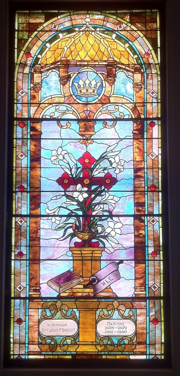 Bartlett window