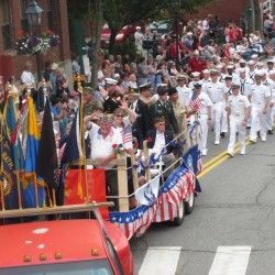 The 41st Annual Bath Heritage Days festival, July 4 -7, has something for everyone, including Maine's largest 4th of July parade.