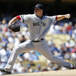 Peavy wins Red Sox debut