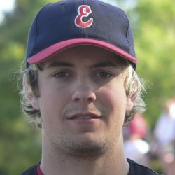 Australian Christopher Lane, 23, seen in this handout photo dated Oct. 14, 2007 provided by Essendon Baseball Club, was found dead of a gunshot wound on Friday, according to police in Duncan, Okla.