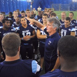 Maine, UNH football teams to battle in important CAA clash for Brice-Cowell Musket