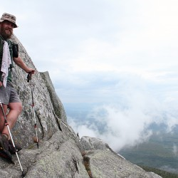 'Walk off the War' veteran hiking program finds support in Maine, continues to expand