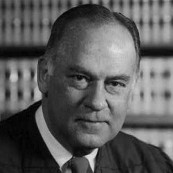 Justice Potter Stewart morally opposed the death penalty, but that wasn't enough.