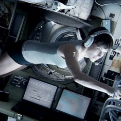 Sandra Bullock, with George Clooney, star in &quotGravity.&quot