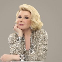 Joan Rivers is scheduled to perform Nov. 22 at Merrill Auditorium.