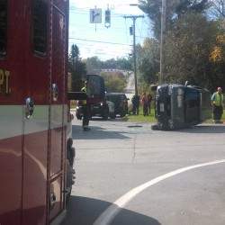 Orrington crash sends two women, one pregnant with twins, to Bangor hospital
