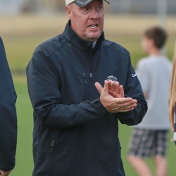 Machias boys soccer coach Sinford reaches coaching milestone with 300th victory