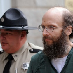 North Pond Hermit pleads not guilty to burglary, theft charges