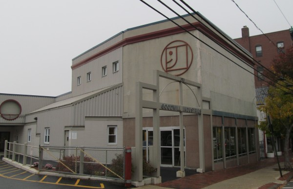 This 353 Cumberland Ave. building in Portland is owned by Goodwill Industries of Northern New England. Portland Public Schools officials hope to allocate $3.6 million to buy and renovate it.