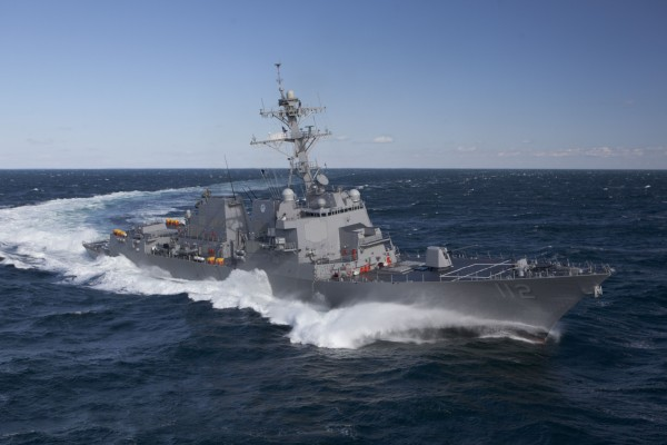 The Bath Iron Works-built USS Michael Murphy, a DDG 51 Arleigh Burke-class destroyer, left Bath in September 2012 and was commissioned in October 2012.