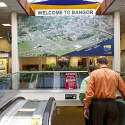 Storm affecting flights out of Bangor, Portland airports