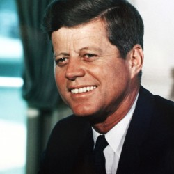 With JFK's death, television came of age