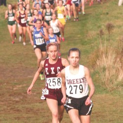 Telstar's Holt-Andrews third at New England cross country championships
