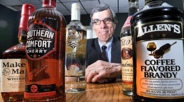 Retired liquor executive Gerry Reid, the current head of the Bureau of Alcoholic Beverages and Lottery Operations in Maine.