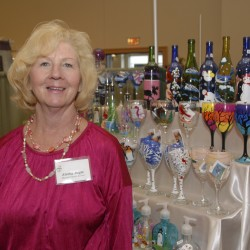 Shoppers seek the unique at craft fairs