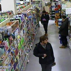 Police seek suspect in Orono booze theft