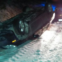 Caribou man accused of OUI, attempting to leave crash scene
