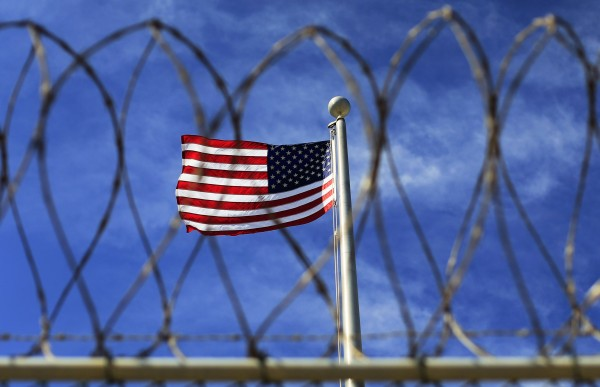 he U.S. flag flies over Camp VI, a prison used to house detainees at the U.S. Naval Base at Guantanamo Bay, in this March 5, 2013 file photo.