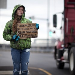 2 homeless Worcester, Mass., residents sue city for law blocking panhandlers