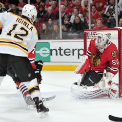 All hands on deck as Bruins face Blackhawks in Game Six