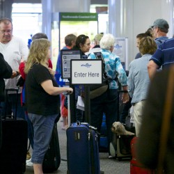 Bangor airport seeing strong growth in number of passengers
