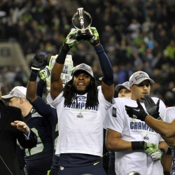 Broncos, 49ers, Seahawks earn berths in conference finals