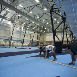 UMaine unveils renovated $6 million New Balance Field House to rave reviews