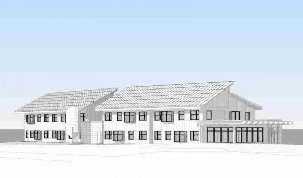 Unity College soon expects to begin construction of a $4.2 million suite style residence hall. The approximately 18,000 square foot complex — designed by SMRT Inc. of Portland — will house about 70 students and is expected to be ready for occupancy in the fall semester of 2014.